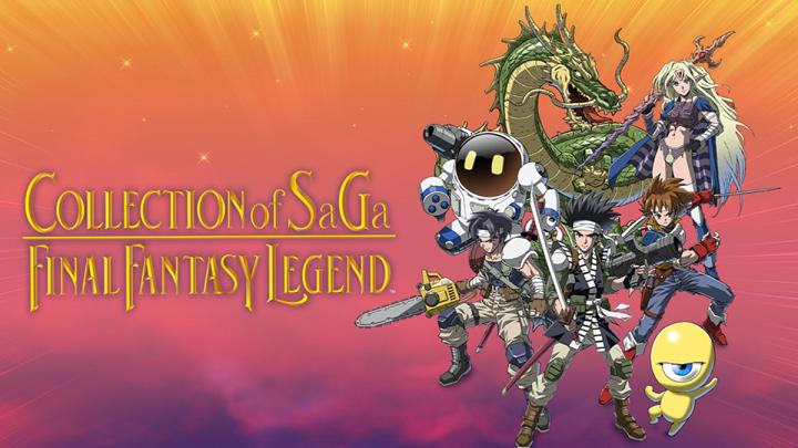 SaGa crítica de Final Fantasy Legend